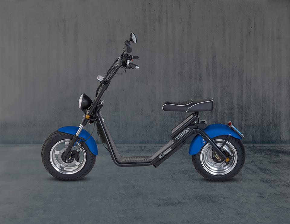 E-chopper Regular Edition – Blue