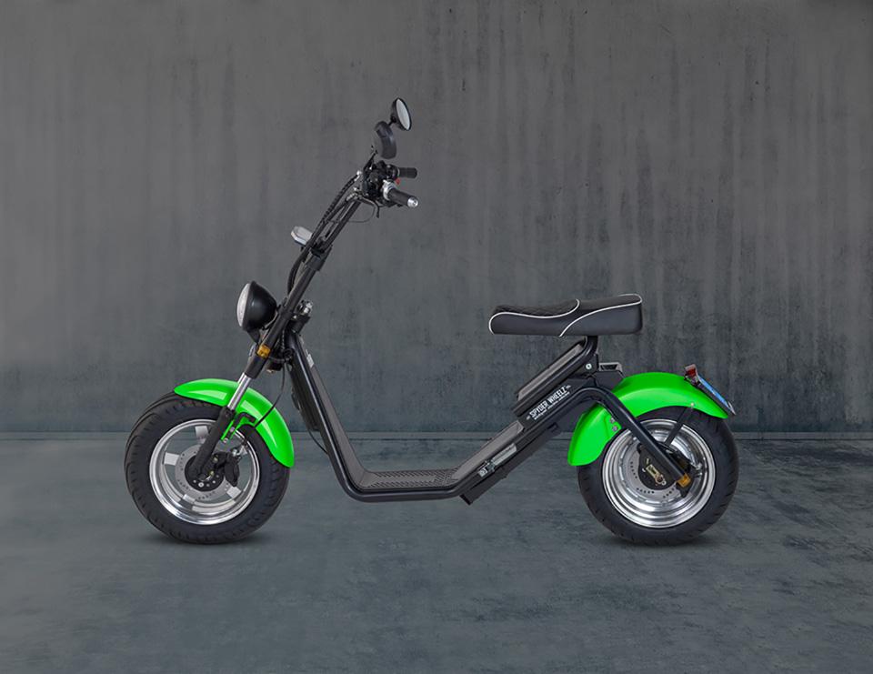 E-chopper Regular Edition – Green