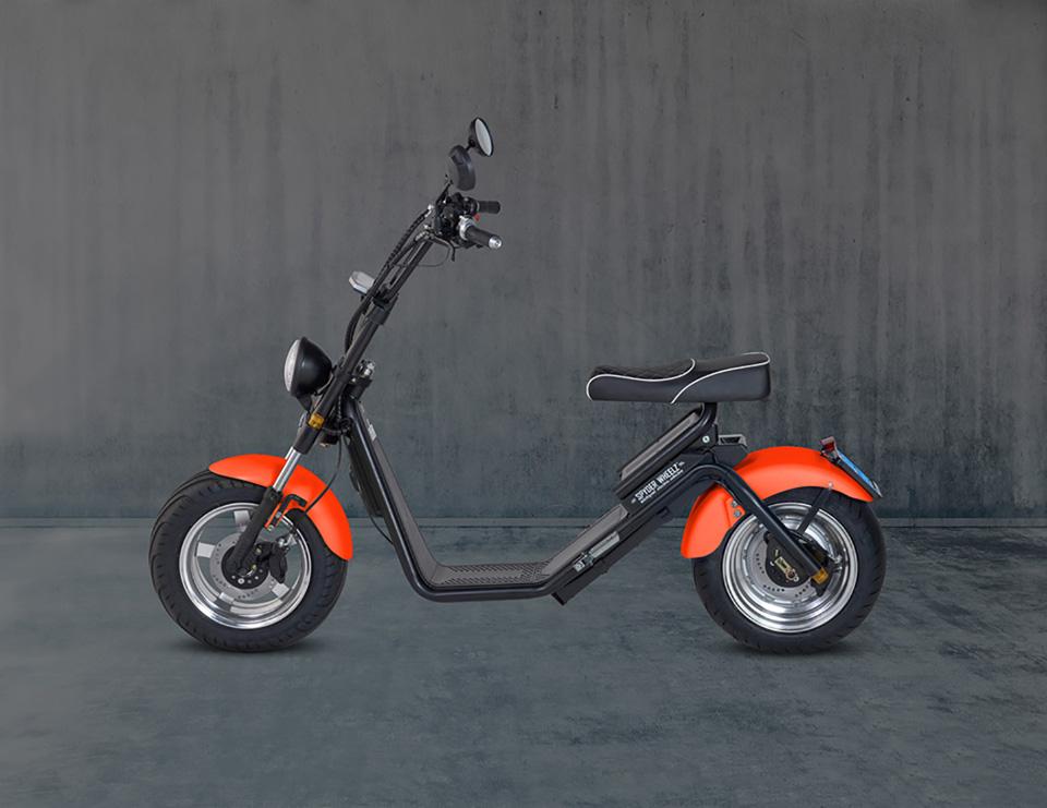 E-chopper Regular Edition – Orange